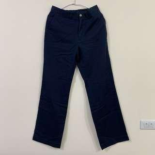 🚚 全新 長褲 深藍