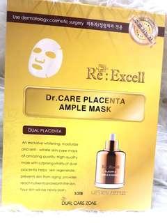 Dr. Care Placenta Ample Mask Lifting 10 pcs per box