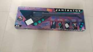 Jaminator toy guitar 懷舊玩具結他