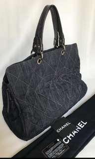 Fast Deal $1200 ! Chanel Denim Tote