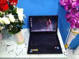Laptop lenovo g40-70 intel core i5 gaming amd radeon hd 8500