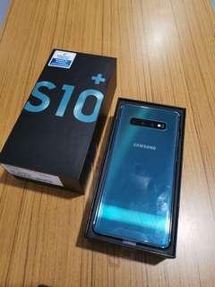 Samsung Galaxy S10+ SME