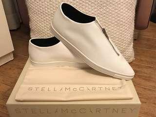 Stella McCartney sneakers 白色尖頭波鞋