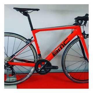 2018 BMC Teammachine SLR01 frameset only size 51