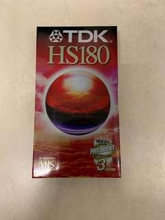 New VHS Tape