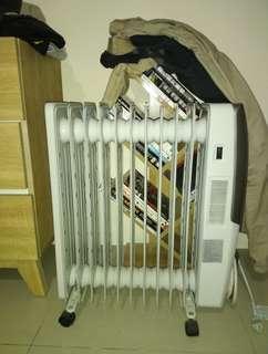 惠而浦11葉片式電暖爐