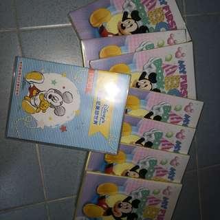 Disney 美語世界cd