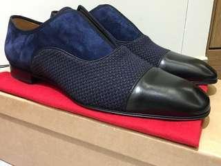 Christian Louboutin Alpha male men's shoes 43 - loafer Berluti Dior Prada Valentino