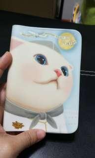 韓國貓護照保護套