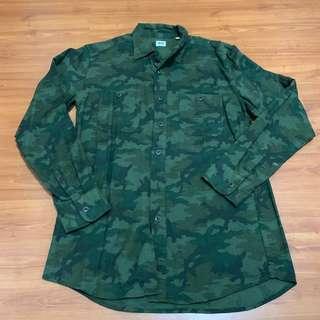 Uniqlo Camouflage Polo