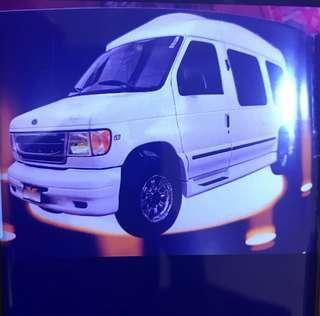 Mark 111 Ford Econoline Van