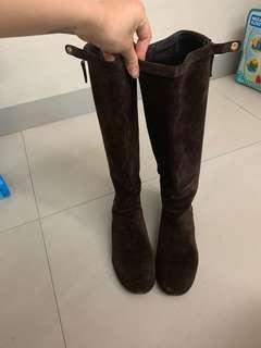 J.crew long boots