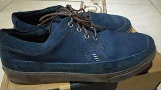 Havehad Futur Navy Blue Suede