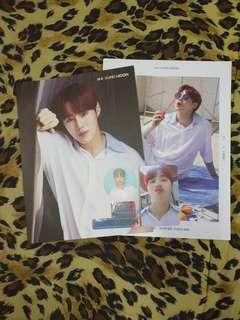 Wanna One Ha Sungwoon Summer Package