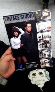🚚 VINTAGE STUDIO