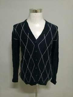 CHRISTIAN DIOR knitted cardigan