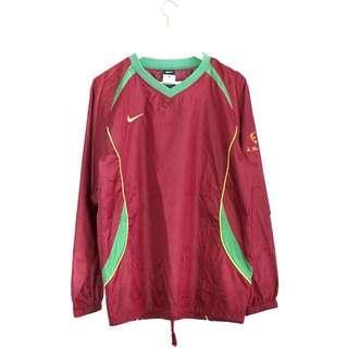 Nike Pullover Windbreaker jaket vintage