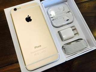 IPHONE 6+ 16GB GOLD NO ISSUES OPENLINE