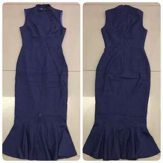Doublewoot Darating Dress (Violet)