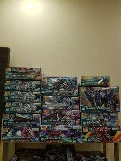 <10 March> HGBD/HGBC Gundam Sales
