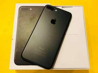 FORSALE IPHONE 7PLUS 32GB OPENLINE