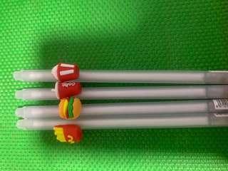 🚚 Fast food pen