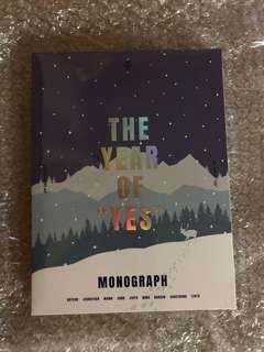 🌻Twice Monograph (The Year of Yes🌻