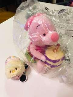 Piglet 公仔 Tsum Tsum