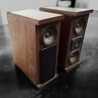 KOSS Dynamite Speakers M90 Plus 3-way Speakers set, USA