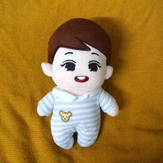 EXO CHANYEOL OFFICIAL CMB DOLL