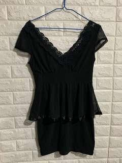 Little black dress 黑色性感裙