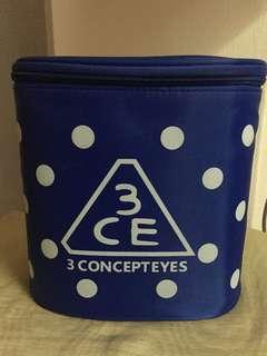 3CE make up pouch
