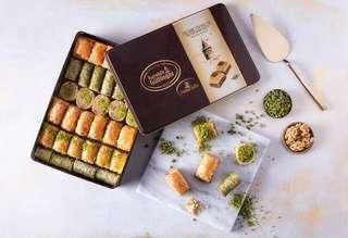 Freshly Baked Baklavas 100% from Istanbul