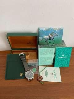 🚚 Rolex thunderbird FULL SET