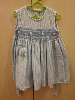 #MMARCH18 Cotton house toddler dress