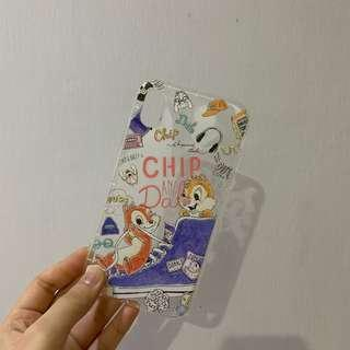 Softcase Chip n' Dale