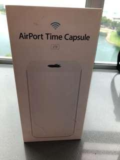 2TB Airport Time Capsule