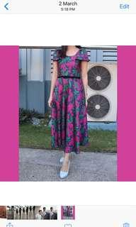 Elegant Long Dress 👗 (For Rent Only)