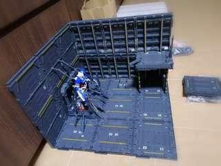 GUNDAM domain Base Diorama