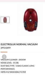 Electrolux Vacumm Cleaner