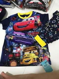 🚚 Car pj set