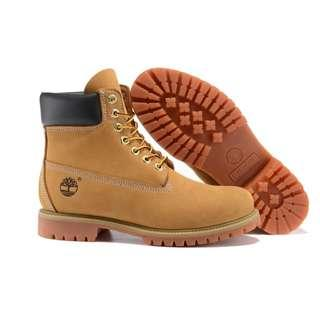 f400f3bf7f96 Timberland Icon 6 inch Premium Wheat Nubuck Waterproof Leather Boots
