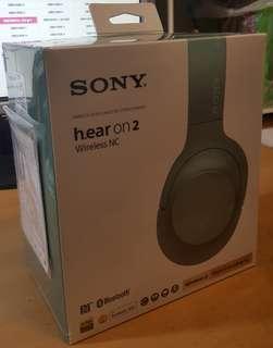 SONY 無線降噪立體聲耳機 WH-H900N
