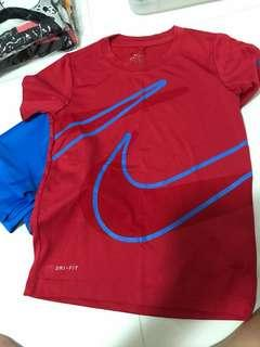 Nike Shirt and Short(authentic)