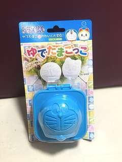 全新正品叮噹多啦A夢Doraemon 飯糰烚蛋模具造型器
