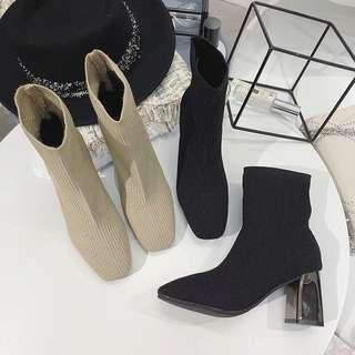 🚚 [PO]Ankle Socks Boots