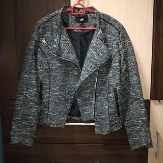 H&M glittery outerwear