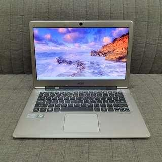 Acer Aspire S3 i3 Ultrabook Laptop