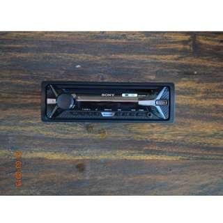 Sony CDX-G1151U FM USB Car Digital Media Player