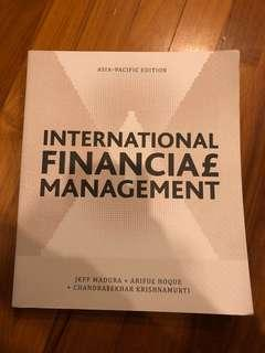 🚚 International Finance